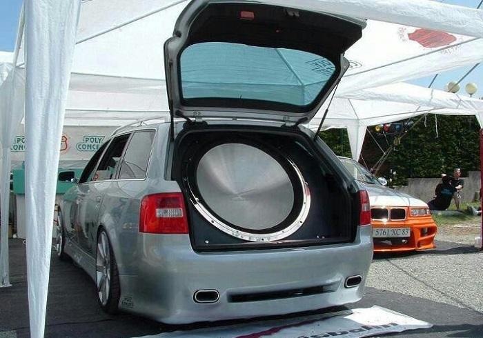 Equipos de audio para coches