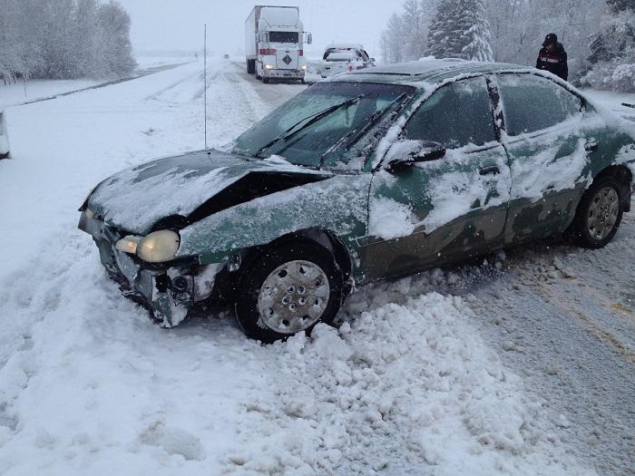 La seguridad en las carreteras durante el invierno