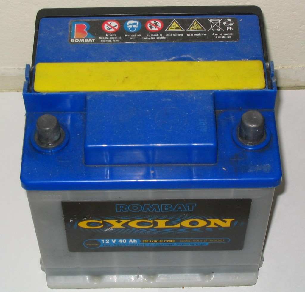 Fallos de bateria presentados por alternador