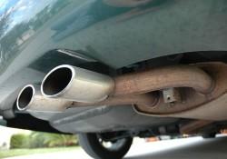 Funcionamiento del Sistema de silenciador de un vehículo