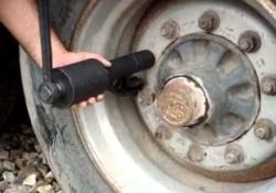 Limpiar oxido de las ruedas de aluminio de su coche