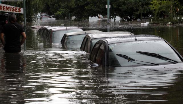Como actuar ante un coche inundado - cuidados posteriores