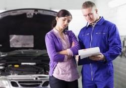 Las averías de mayor costo del coche