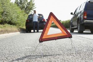 Situaciones de emergencia en Carretera