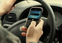 Distracciones particulares al conducir