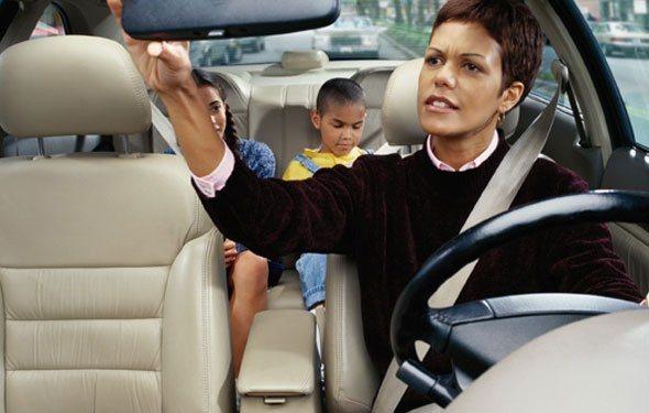 Usando los cinco sentidos en la conducción