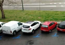 Cómo estacionar tu coche correctamente