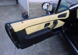 Reparar apertura de puerta interna del coche