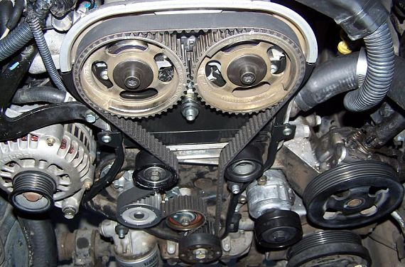 Belt in addition D Civic Si Ebp Img Zpsiahzt Ee additionally Wwxp Jzh Ewdogj in addition Timing Cover likewise D Honda Civic Oxygen Sensor No Connection Harness. on 2002 honda civic water pump location
