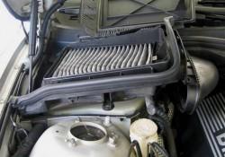 Filtro de habitáculo en coches