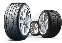 Presión de los neumáticos del coche